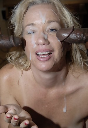 Mature sex bukkake-5307