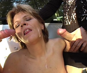 Best Mature MMF Porn Pictures